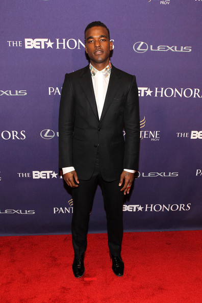 BET+Honors+2013+luke james 2 BET Honors 2013: Kelly Rowland, Alicia Keys, & Luke James Rock Red Carpet