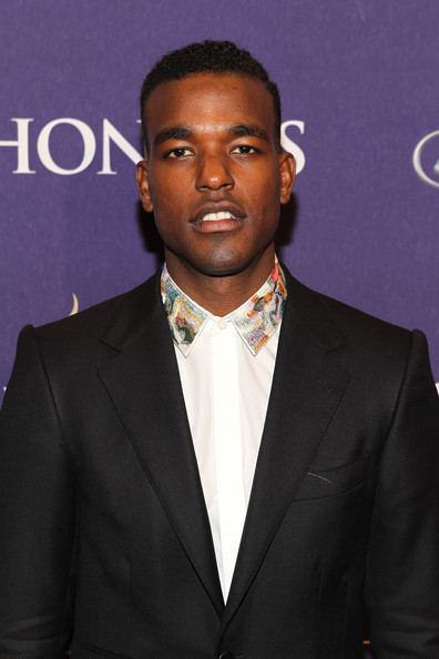 BET+Honors+2013+luke james BET Honors 2013: Kelly Rowland, Alicia Keys, & Luke James Rock Red Carpet
