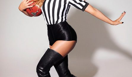 Hot Shot: Beyonce Scorches In New Super Bowl Promo