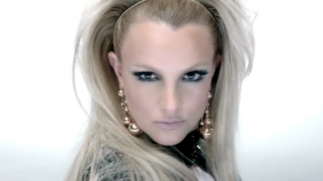 Britney Spears Hits UK #1 With 'Scream & Shout'