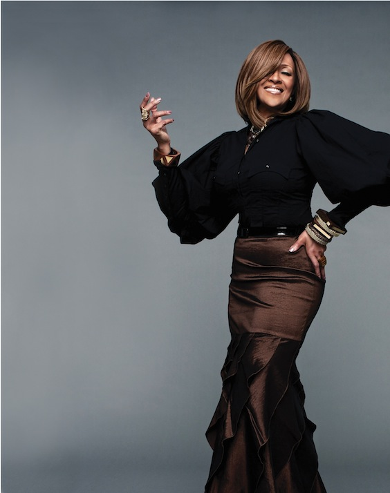 DorindaClarkColeIV That Grape Juice Interviews Dorinda Clark Cole