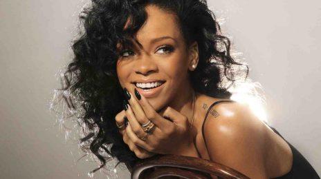 Rihanna Named Most Popular Female Artist... Amongst British Prisoners