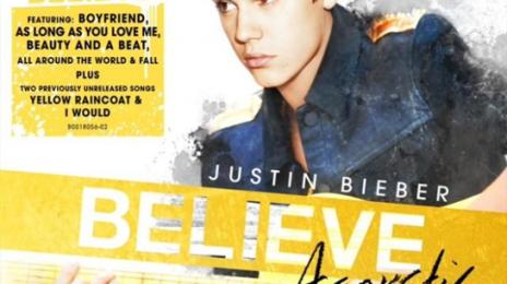 'Believe': Justin Bieber Enlists Elijah Blake For Acoustic Album