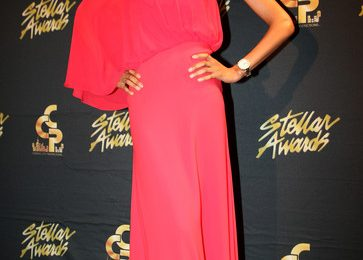 Michelle Williams Stuns At Stellar Awards 2013