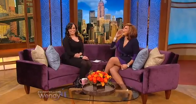 Screen shot 2013 01 22 at 8.10.39 PM Watch:  Faith Evans Talks Relationship With Lil Kim On Wendy