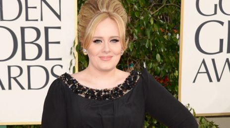 Watch:  Adele Snags 'Best Song' Win At 2013 Golden Globes