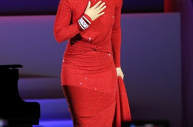 Watch:  Alicia Keys Blazes 'Girl On Fire' (With A Twist) For Presidential Inaugural Ball