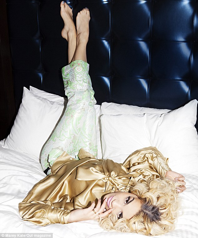 Hot Shots: Rita Ora Heats Up For Out Magazine