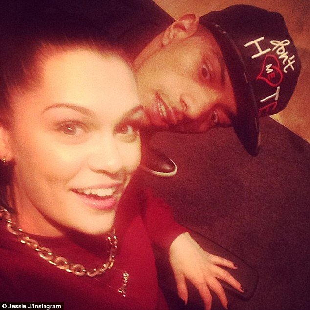 Hot Shots: Jessie J Continues Work On New Album