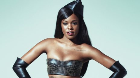 "Azealia Banks Beefing With Perez Hilton, Causes Controversy With ""Gay Slur"" *Updated*"