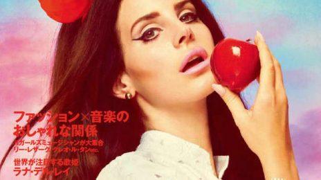 Hot Shot: Lana Del Rey Covers Numero Tokyo