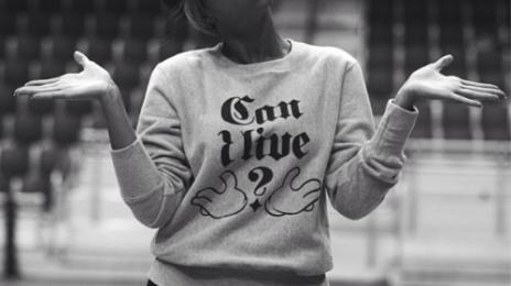 Hot Shot: Beyonce Has A  Question...