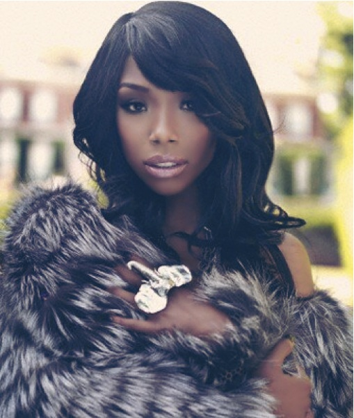 brandy 2013 Watch: Brandy Rehearses Frank Ocean Penned Scared Of Beautiful
