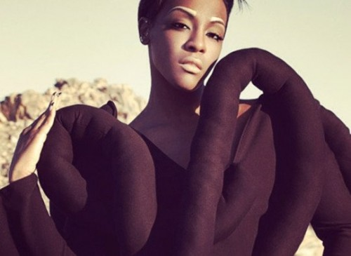 New Video: Dawn Richard   86