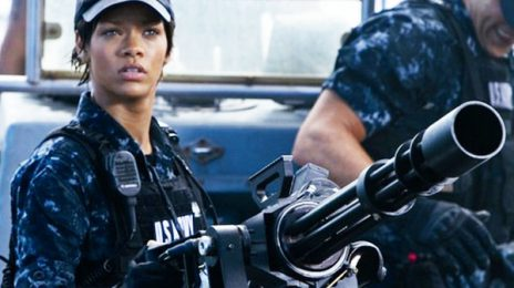 Rihanna's 'Battleship' Among Top Razzie-Nominated Films Of the Year