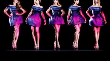 Watch: Girls Aloud Perform 'Something New' On 'Top Of The Pops'