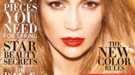 Jennifer Lopez Covers Harper's Bazaar / Readies New Album
