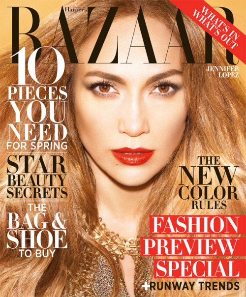 jennifer lopez hapers bazaar 2013 e1357227802702 Jennifer Lopez Covers Harpers Bazaar / Readies New Album