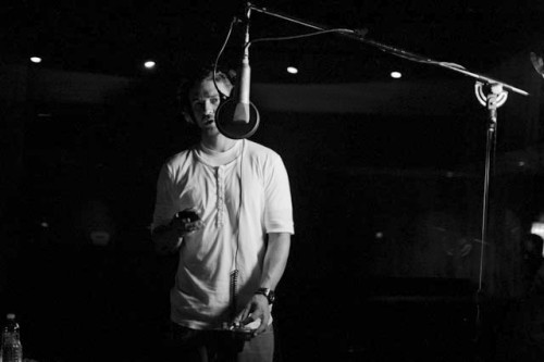 justin timerlake 2020 2013 3 e1358780104570 Hot Shots: Justin Timberlake Records The 20/20 Experience With Timbaland