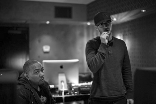 justin timerlake 2020 2013 e1358780010342 Hot Shots: Justin Timberlake Records The 20/20 Experience With Timbaland