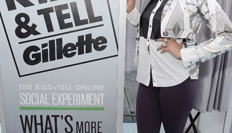 Hot Shot: Keri Hilson Joins 'Gillette' For 'Kiss & Tell' Experiment