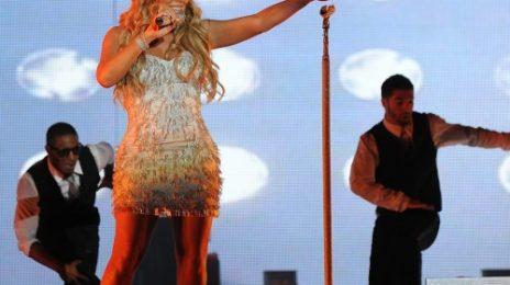 Watch: Mariah Carey Soars At Australian Gold Coast Concert
