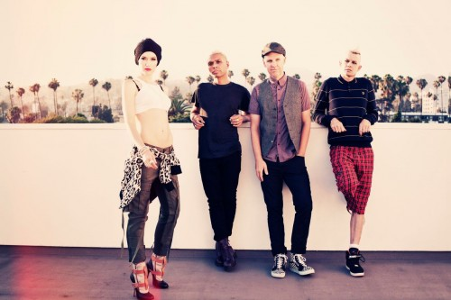 no doubt 2013 e1357727139588 Watch: No Doubt Perform Push & Shove & Hella Good On Kimmel