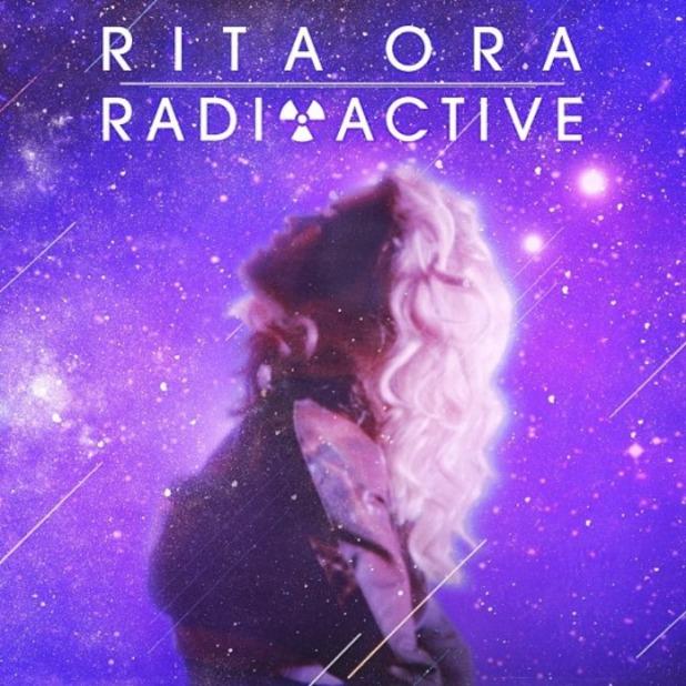 Rita Ora Eyes Fourth UK #1 With Radioactive