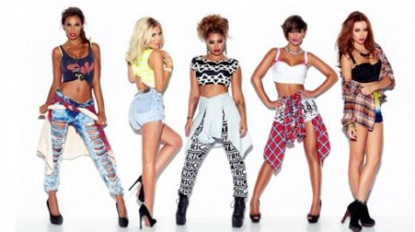 The Saturdays Score First #1 Single With 'What About Us'