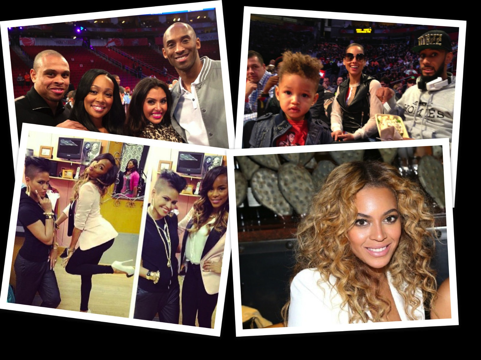 3a012bc5 dcfd 427a 9104 2824e46ce378wallpaper1 Hot Shots:  Beyonce, Alicia Keys, Letoya Luckett, Monica, and More Make Rounds For NBA All Star Weekend