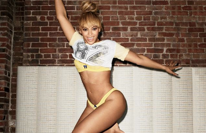 Report: Beyonce To Headline 'Rock In Rio' 2013