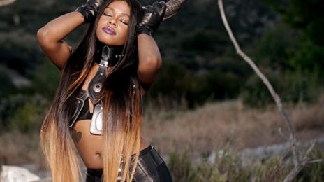 Azealia Banks Previews Lady GaGa 'Red Flame' Duet