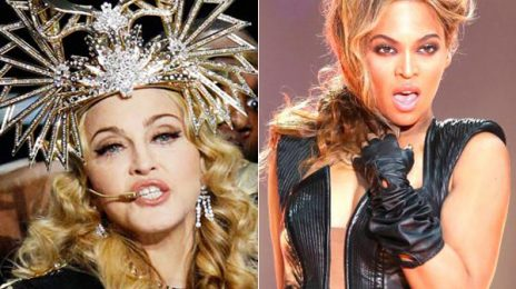 "Beyonce: ""There Aren't Enough Women Like Madonna"""