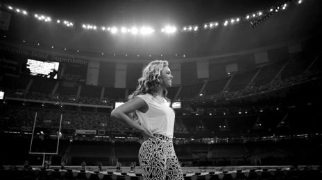Hot Shots: Beyonce Releases Fresh 'Super Bowl' Rehearsal Footage