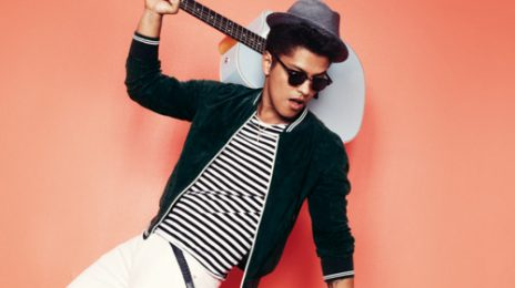 Watch: Bruno Mars Takes 'Locked Out Of Heaven' To 'Wetten,Dass...?'