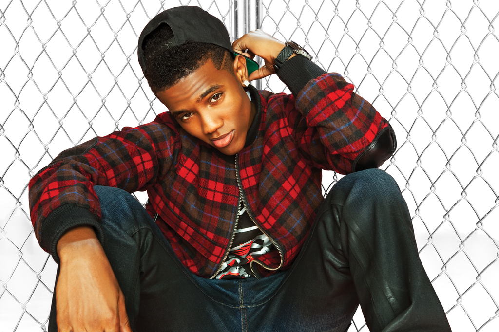 BSMYTH THAT GRAPE JUICE Exclusive: B Smyth Talks Ne Yo, Leggo And Debut Album