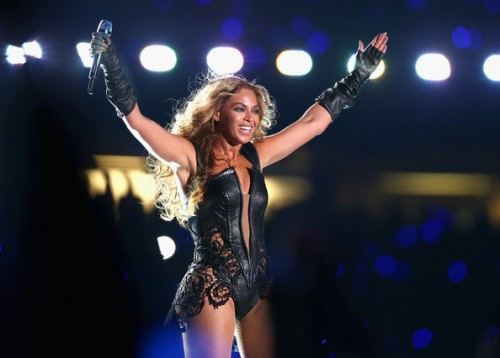 Beyonce+Pepsi+Super+Bowl 2 e1359949566527 Beyonce Comments On Her Super Bowl Performance