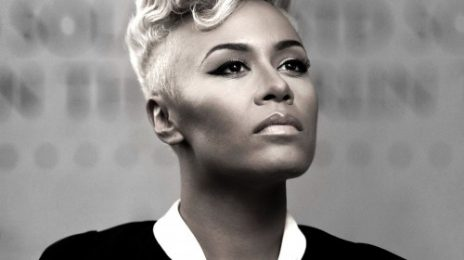 Watch: Emeli Sande Performs 'Next To Me' On 'Kimmel'