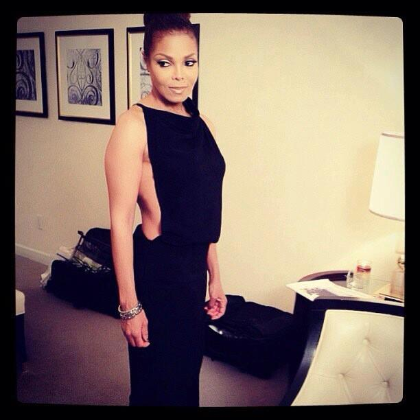 "Janet Jackson >> álbum ""Black Diamond"" - Página 2 Janet+Jackson+amfAR-main"