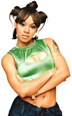 Lisa left eye Lil Mama To Play Lisa Left Eye Lopes In TLC Biopic