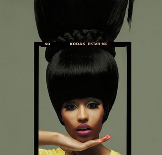 Nicki Minaj Out Magazine shoot Global Sales: Nicki Minajs Starships Hits 7.2 Million
