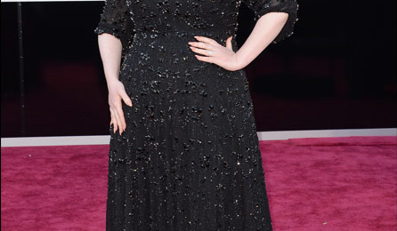 Watch:  Adele Amazes Academy Awards Audience With 'Skyfall' Performance