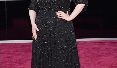 Watch:  Adele Amazes Academy Awards Audience With 'Skyfall' Performance