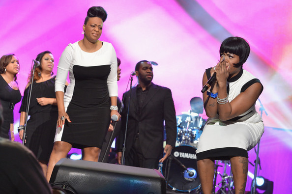 Super Bowl Gospel 2013 Show 10 Hot Shots:  Fantasia Shines At 14th Annual Gospel Superbowl Celebration *Updated With Video*