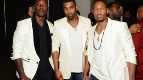 New Song: TGT (Tyrese, Ginuwine, Tank) - 'Sex Ain't Never Felt Better'
