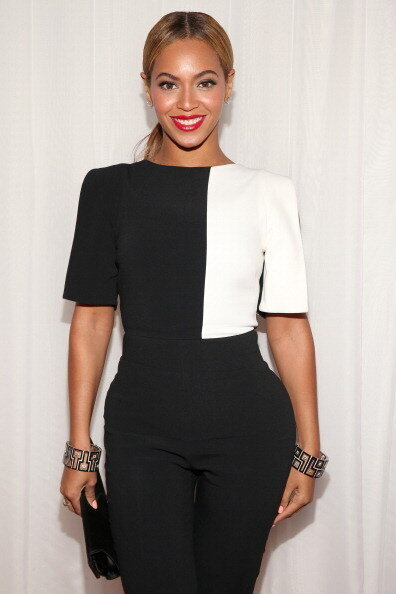 beyonce grammys 2013 Grammy Awards 2013: Red Carpet Arrivals