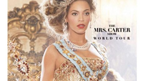 Hot Shot:  Beyonce's 2013 World Tour Ad Revealed?