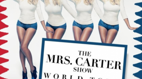 Beyonce Unveils New Promo For 'The Mrs. Carter Show World Tour'