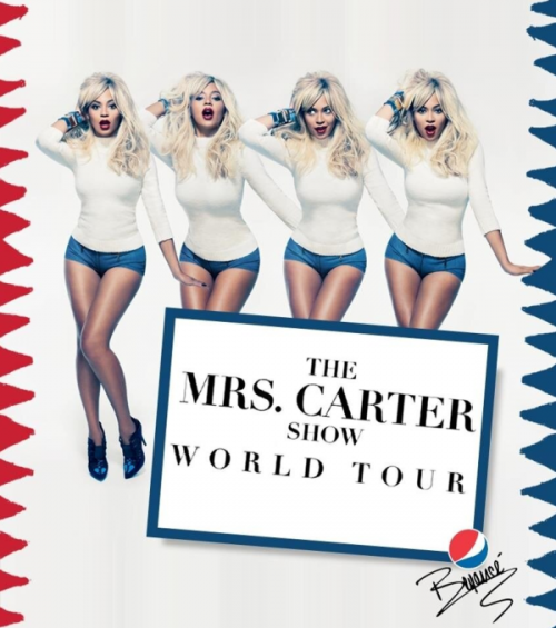 beyonce mrs carter tour 2013 e1359993636242 Beyonce Unveils New Promo For The Mrs. Carter Show World Tour