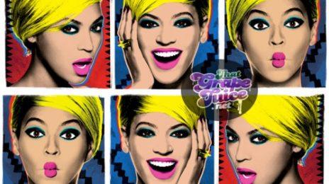 Hot Shot: New Beyonce Pepsi Promo Unwrapped